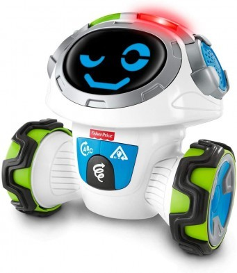 Fisher Price Think & Learn Teach n Tag Movi robot