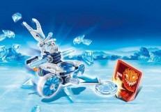 Playmobil Frosty with Disc Shooter