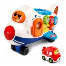 Vtech Go Go Smart Wheels Racing Runway Airplane