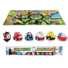 Go Grippers Oball City Deluxe Playmat Bundle