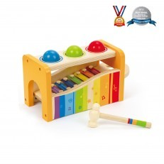Hape E0305 Pound and Tap Bench with Xylophone