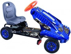 Hauck Nerf Striker Go Kart Ride On Blue T91910