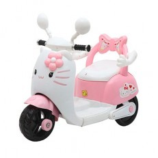 Battery Operated Scooter (Hello Kitty design)