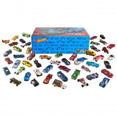 Hot Wheels Car Case Pack, 50 Pieces