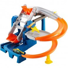 Hot Wheels Factory Raceway