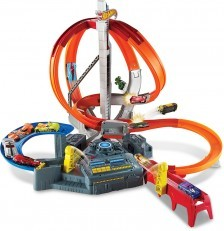 Hot Wheels Spin Storm Trackset