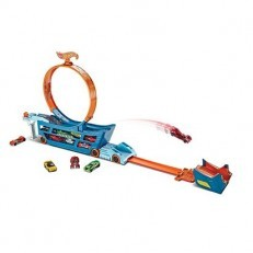 Hot Wheels Stunt & Go Track Set