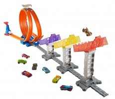 Hot Wheels Super Score Speedway Trackset