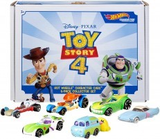 Hot Wheels Toy Story 4 Bundle Vehicles 6 Pack