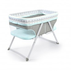 Bright Starts Ingenuity Foldaway Rocking Bassinet - Juniper