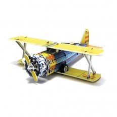INOQ Moving 3D Kit Military Series  -Classic Fighter F41-B