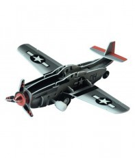 INOQ Moving 3D Kit Military Series - Fighter P-51
