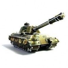INOQ Moving 3D Kit Military Series - Tiger Tank