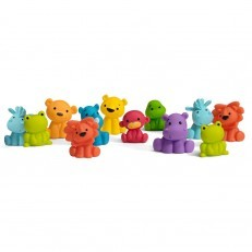 Infantino Tub O Toys (12 pieces)