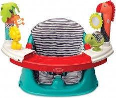 Infantino 3 in 1 Grow With Me Discovery Booster Seat
