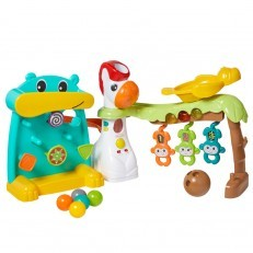 Infantino 4 in 1 Grow with Me Playland Activity Centre