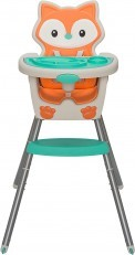 Infantino Grow With Me 4in1 Convertible High Chair Booster Seat