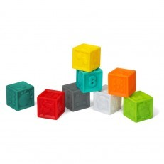 Infantino Squeeze and Stack Block Set (8)