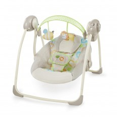 Ingenuity Soothe n Delight Portable Swing Sunny Snuggle