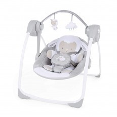 Ingenuity Swing Comfort2 Go Portable Automatic Swing Cuddle Lamb