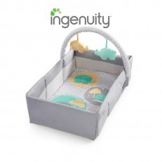 Ingenuity TravelSimple Bed & Play Mat