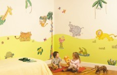 Jungle Safari Room Makeover Kit