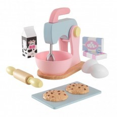 KidKraft Children's Baking Set Pastel