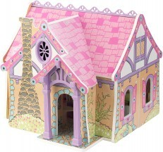 KidKraft Wooden Enchanted Forest Dollhouse Doll