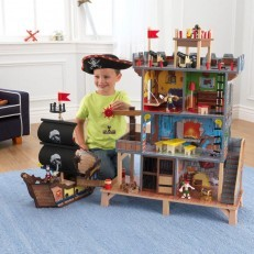 KidKraft Wooden Pirates Cove Play Set