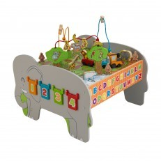 KidKraft Wooden Toddler Activity Station