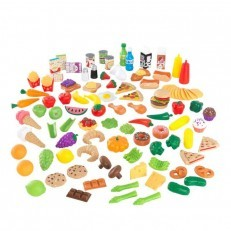 Kidkraft Deluxe Tasty Treats Play Food