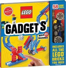 Klutz LEGO Gadgets Activity Kit w/FREE Mini Figure