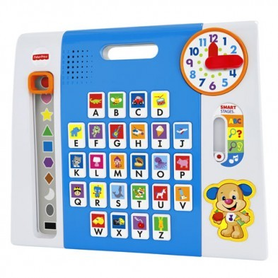 Fisher Price Laugh & Learn Puppys A to Z Smart Pad