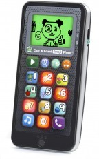 LeapFrog Chat and Count Emoji Phone (Black)