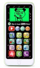 LeapFrog Chat and Count Emoji Phone (White)
