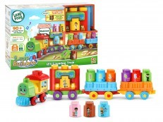 LeapFrog LeapBuilders 123 Counting Train blocks