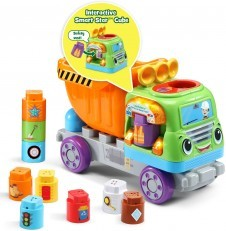 LeapFrog LeapBuilders Store and Go Dump Truck