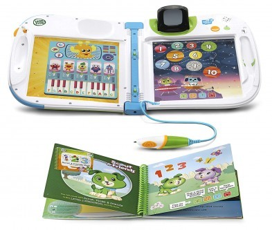 LeapFrog LeapStart 3D Interactive Learning System GreenTOTY 2019