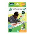 LeapFrog LeapStart Go Deluxe Activity Set - The Human Body