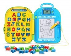 LeapFrog Mr Pencil Go with Me ABC Backpack