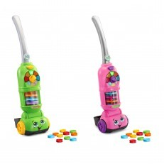 Leapfrog Pick Up & Count Vacuum (green/pink)