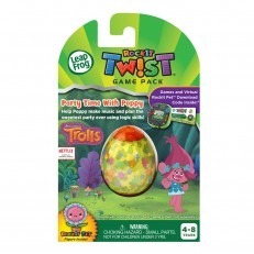 LeapFrog Rockit Twist Game Pack, Trolls Party Time with Poppy