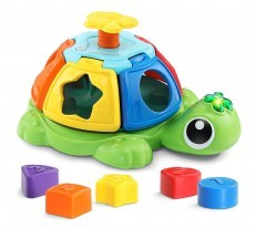 LeapFrog Sorting Surprise Turtle shape sorter
