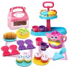 LeapFrog Sweet Treats Musical Deluxe Tea Set