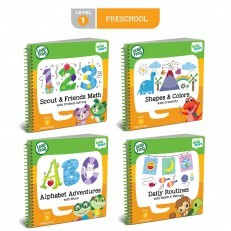 Leapfrog LeapStart Books Level 1 (age 2 - 4 years)