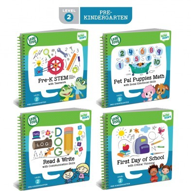 Leapfrog LeapStart Books Level 2 (age 3 - 5 years)