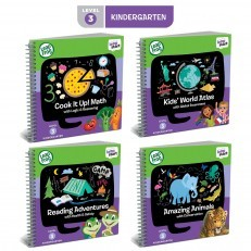 Leapfrog LeapStart Books Level 3 (age 4 - 6 years)
