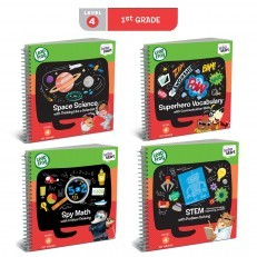 Leapfrog LeapStart Books Level 4 (age 5 - 7 years)