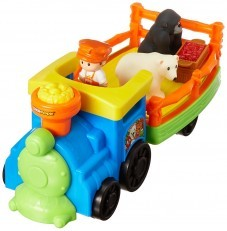 Fisher Price Little People Choo Choo Zoo Train