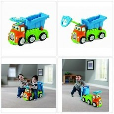 Little Tikes 3 in1 Easy Rider Truck ride on